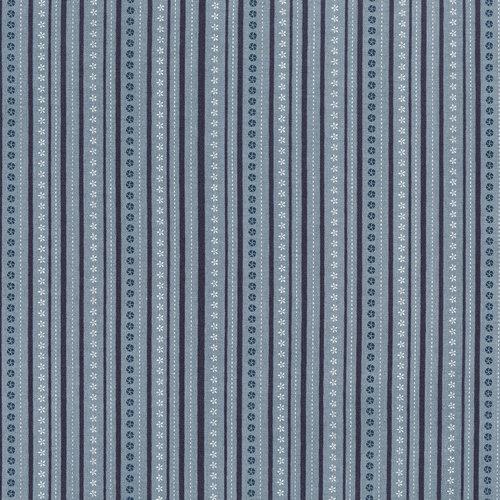 Summer Holiday Deck Chair Ocean Stripe 3207-003