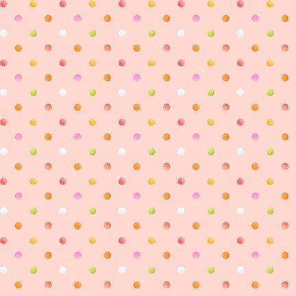 Sweet Tweet pink dot 2270-22