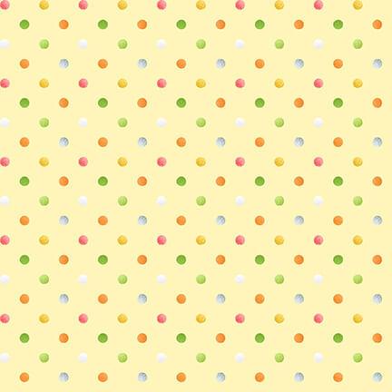 Sweet Tweet yellow dot 2270-33