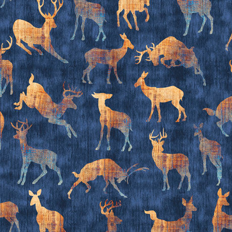 Timberland Trail Animal Silhouettes navy 26807N