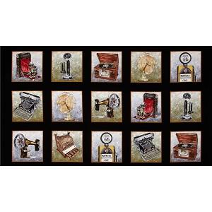 Vintage Gadgets Panel 4051-60984-80
