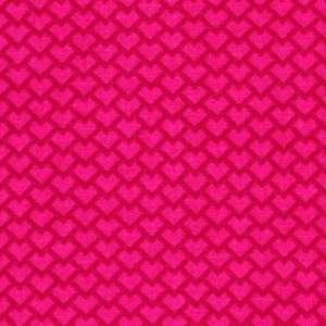 Magenta Hearts 61757-333