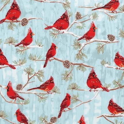 Winter White 3 cardinals AWHM-17375-277
