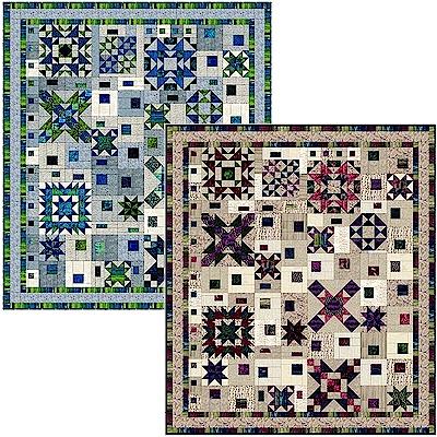 Graphic Gems BOM Lapis and Emerald