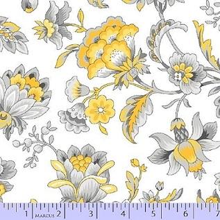 Grey Skies Floral R37-2930-0144