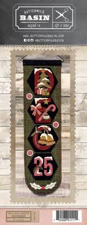 Hexi Door Greeter kit Dec. by Buttermilk Basin