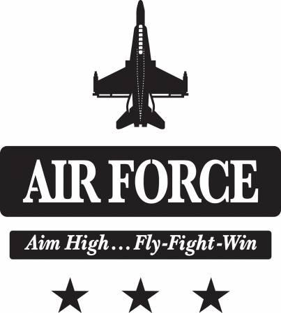 Air Force Laser Kit