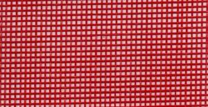 mesh fabric red