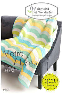 Metro Waves by Sew Kind of Wonderful