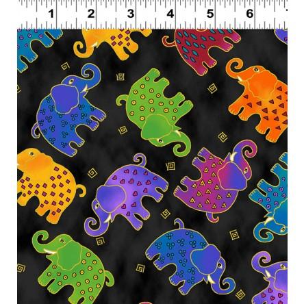 Mythical Jungle Elephants 2139-3