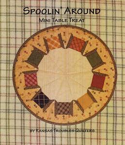 Spoolin' Around pattern