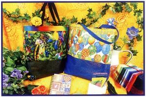 Mesh Sunshine Bag pattern