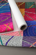 "Quilters Select Tear Away Stabilizer 15"" x 10 yds."
