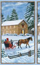 Sleigh Ride Panel 68790-421