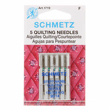 Schmetz 14/90 Quilting Machine Needles