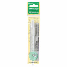 Clover White Water Soluble Marker 517CV
