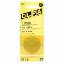Olfa 45 mm Rotary Blade, single
