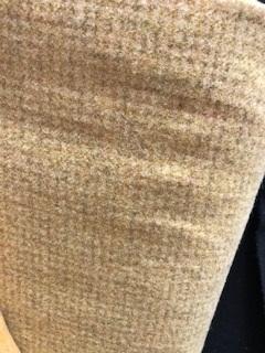 Wool Yellow Check